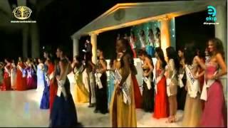 Miss Intercontinental 2014 Winner is Patraporn Wang (Thailand)