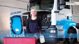 Victor Reinz камиони: Практически съвети за професионална подмяна на маслeното уплътнение