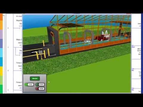 PLC Technician Certificate - PLCLogix 500 Simulation Software ...