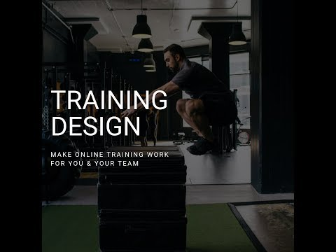 Design Strength and Conditioning Training Online with ... - YouTube