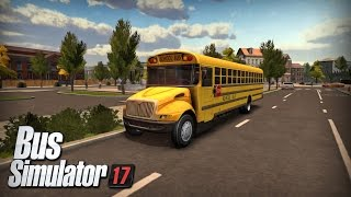 BUS SIMULATOR 17 (Ovilex) iOS / Android Gameplay Video with Best Busses