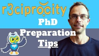 PhD Preparation Tips: How To Prepare For Starting A PhD (PhD Advice For Strategic Management)