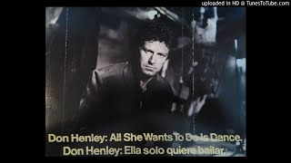 Don Hanley - All She Wants To Do Is Dance (Dubb Remix)