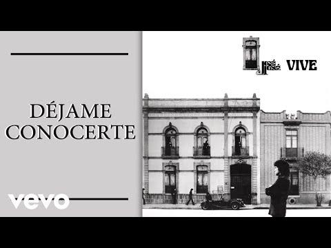 José José - Déjame Conocerte (Cover Audio)