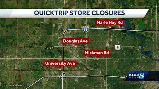QuikTrip to close four metro locations