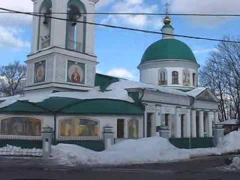 Церковь с лебяжье ульяновская область