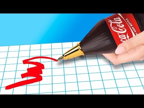 18 TOTALLY AMAZING DRAWING TRICKS