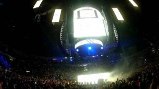 Bassnectar 360 NYE 2015 - Bass To The Future / Here We Go Intro