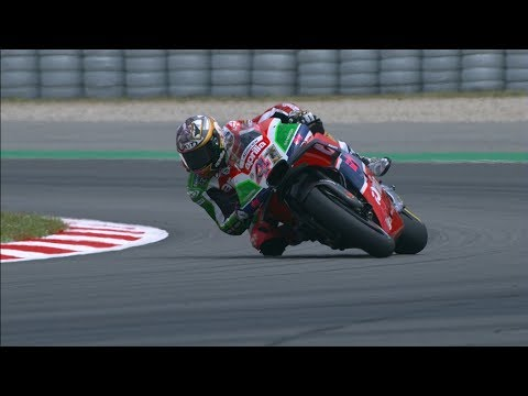 2018 Catalan GP - Aprilia in action