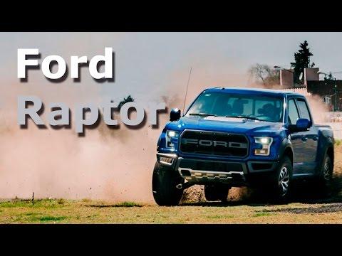 Ford Raptor - la pickup más poderosa