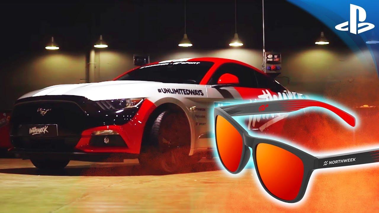 Gran Turismo Sport y Northweek presentan tres exclusivos modelos de gafas