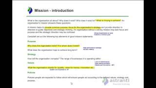 Management case study strategic analysis sample
