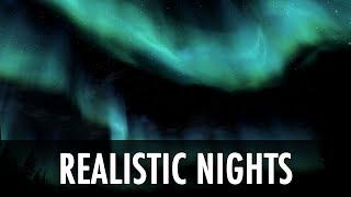 Skyrim Mod Spotlight: Realistic Nights