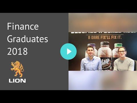 Finance Graduates 2018