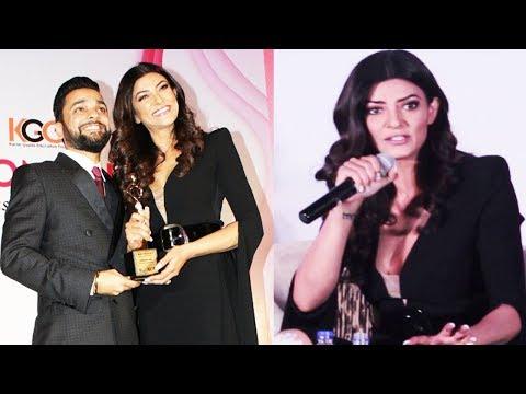 Sushmita Sen Honoured With I Am Women Award 2018 | Karan Gupta | Bollywood Events