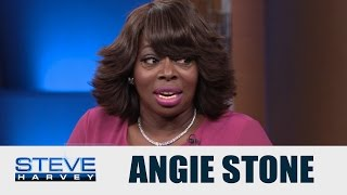 Steve Harvey: Angie, did you knock her teeth out? || STEVE HARVEY