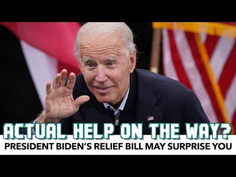 Biden's Relief Bill May Surprise You