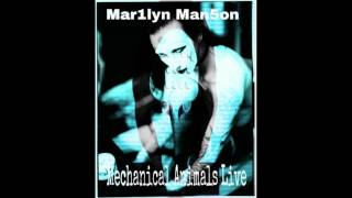 Marilyn Manson - Mechanical Animals Live (Full Album) 2016