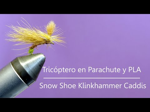 Montaje de un Tricóptero Sarnosa en Parachute con PLA