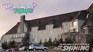 The Shining - Real Life Hotel Filming Location, and the Last Blockbuster