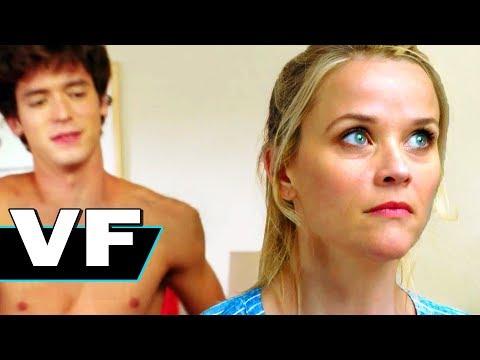 UN COEUR À PRENDRE Bande Annonce VF (Comédie Romantique, 2018) Reese Witherspoon