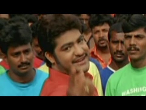 Subbu Telugu Movie    Janani Janmabhoomi Video Song    NTR Jr, Sonali Joshi