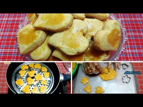 Video Cara Membuat Kue Kering Kacang Dengan Teflon(Anti Gagal)