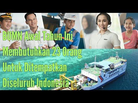Lowongan Kerja BUMN-ASDP- Januari 2018 Terbaru. RESMI
