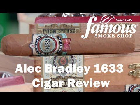 Alec Bradley 1633 video