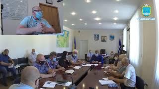 Засідання виконавчого комітету Світловодської міської ради, 23.07.21
