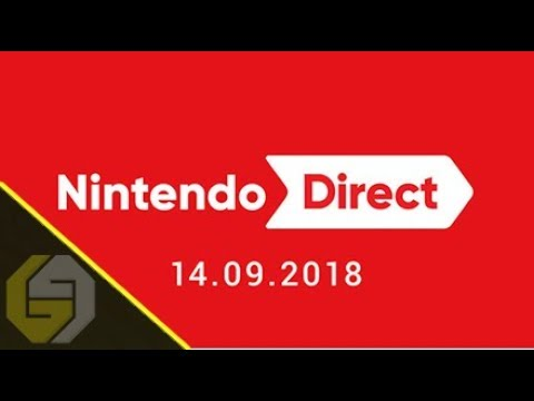 [DE] How do i react to Nintendo Direct 14.09.2018 (видео)