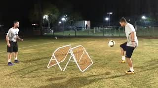 Amore Soccer | I can do that - fun juggling