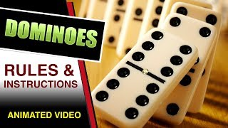 Dominoes Game Rules & Instructions | Learn How To Play Dominoes | Dominoes