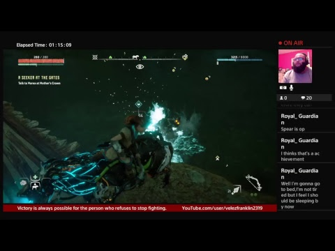 Horizon Zero Dawn Live Gameplay | Black Friday Sale
