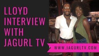 Gambar cover Lloyd talks new album TRU - LP and his musical inspirations on JaGurl TV
