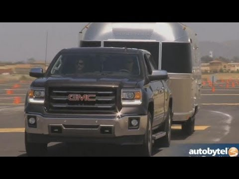 2014 GMC Sierra Truck Video Road Test & Glamping