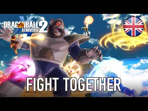 Dragon Ball Xenoverse 2 - PC/PS4/XB1 - Fight Together (Gamescom Trailer) (English) thumbnail