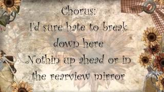 Break Down Here By: Julie Roberts