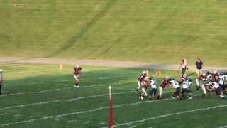 Marcus Johnston Football 2013 Senior Highlight Pulaski County High School