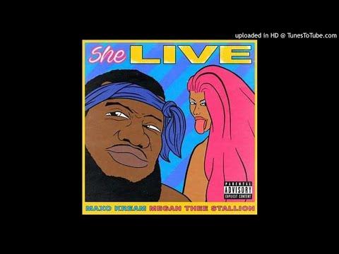 Maxo Kreme ft. Megan Thee Stallion - She Live (EQd n Slowed)