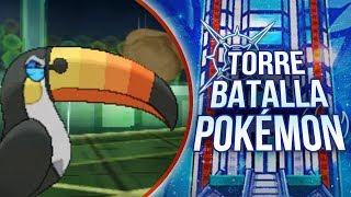 Toucannon  - (Pokémon) - POKÉMON SOL & LUNA~TORRE BATALLA POKÉMON: JOSS vs CARLOS,