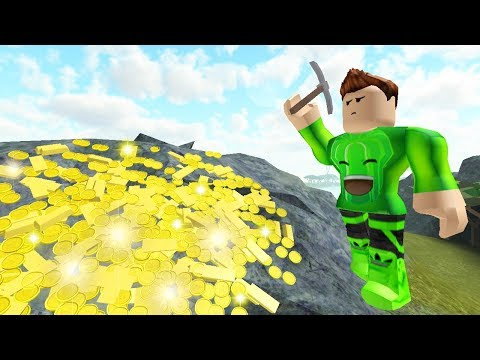 STEALING $100,000,000 IN GOLD! (Roblox)