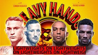 Poirier vs Gaethje, Barboza vs Lee preview (Heavy Hands #207)