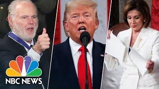Must-See Moments From Trump&39s Sate Of The Union Address | NBC News