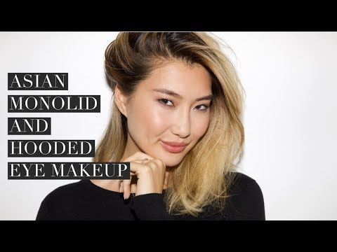 Asian Monolid And Hooded Eye Makeup| Monika Blunder