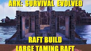 TAMING RAFT 2 TUTORIAL - Ark Survival Evolved - Free video search