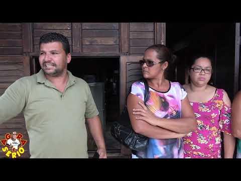 Revoltados pais e mães do Bairro da Siderúrgica falam na lente do Jornal Agora é Sério