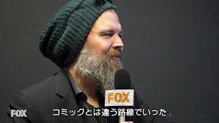 【FOX独占インタビュー】ライアン・ハーストが語るウォーキング・デッド