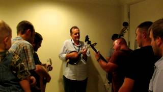 YOUR LOVE IS LIKE A FLOWER - IBMA JAM 2012 - HD