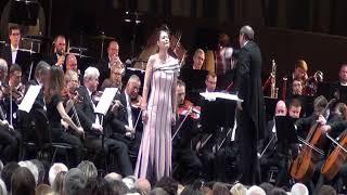 """Nancy Weißbach – R. Strauss – 4 letzte Lieder – """"September"""" – Brünn"""
